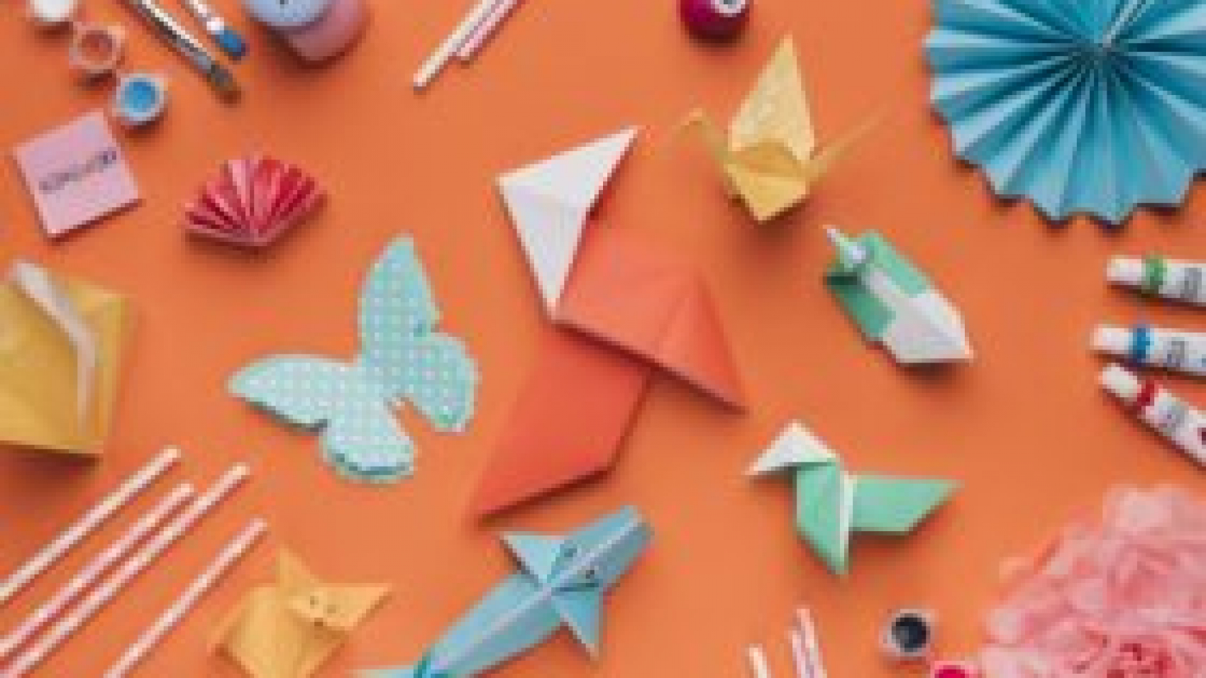 set-of-origami-paper-art-paintbrush-watercolor-and-straw-on-orange-backdrop_23-2148188415-280x180-1